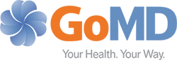 GoMD Virtual Health Logo